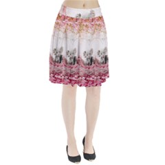 Elephant Heart Plush Vertical Toy Pleated Skirt