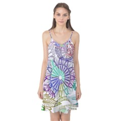 Zentangle Mix 1116a Camis Nightgown