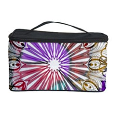 Zentangle Mix 1116b Cosmetic Storage Case