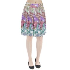Zentangle Mix 1116b Pleated Skirt