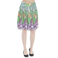 Zentangle Mix 1116c Pleated Skirt