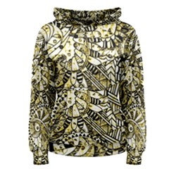 Zentangle Mix 1216a Women s Pullover Hoodie