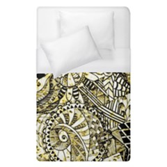 Zentangle Mix 1216a Duvet Cover (Single Size)