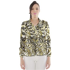 Zentangle Mix 1216a Wind Breaker (Women)