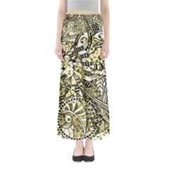 Zentangle Mix 1216a Maxi Skirts