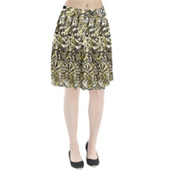 Zentangle Mix 1216a Pleated Skirt