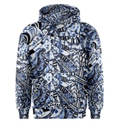 Zentangle Mix 1216b Men s Pullover Hoodie