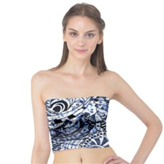 Zentangle Mix 1216b Tube Top