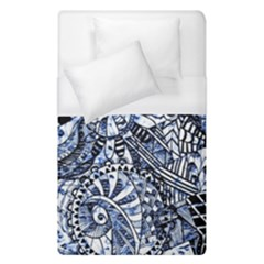 Zentangle Mix 1216b Duvet Cover (Single Size)