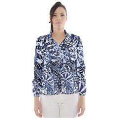 Zentangle Mix 1216b Wind Breaker (Women)