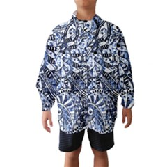 Zentangle Mix 1216b Wind Breaker (Kids)