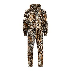 Zentangle Mix 1216c Hooded Jumpsuit (Kids)