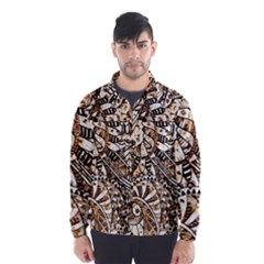 Zentangle Mix 1216c Wind Breaker (Men)