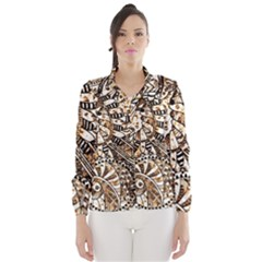 Zentangle Mix 1216c Wind Breaker (Women)