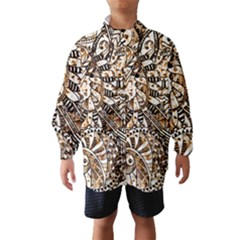 Zentangle Mix 1216c Wind Breaker (Kids)