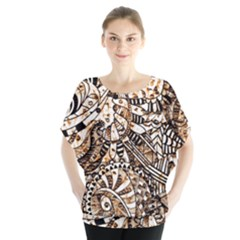 Zentangle Mix 1216c Blouse
