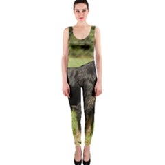 Brussels Griffon Full  OnePiece Catsuit