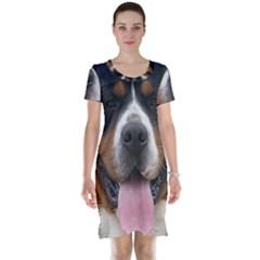 Gsmd  Short Sleeve Nightdress