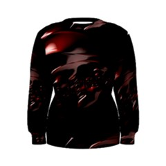 Fractal Mathematics Abstract Women s Sweatshirt