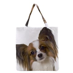 Papillon Grocery Tote Bag