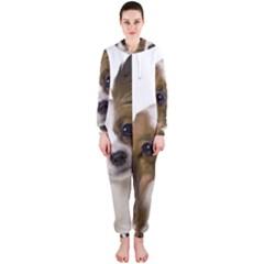 Papillon Hooded Jumpsuit (Ladies)