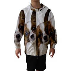 Papillon Hooded Wind Breaker (Kids)
