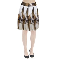 Papillon Pleated Skirt