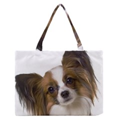 Papillon Medium Zipper Tote Bag
