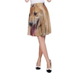 4 Shiba Inu A-Line Skirt