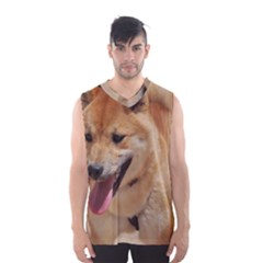 4 Shiba Inu Men s Basketball Tank Top