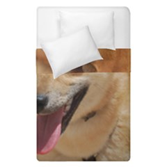 4 Shiba Inu Duvet Cover Double Side (Single Size)