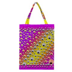 Happy And Merry Music Classic Tote Bag