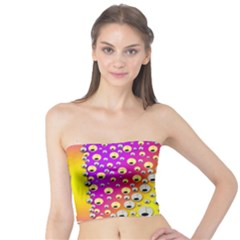 Happy And Merry Music Tube Top