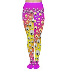 Happy And Merry Music Women s Tights