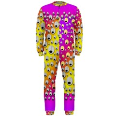 Happy And Merry Music OnePiece Jumpsuit (Men)