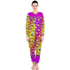 Happy And Merry Music OnePiece Jumpsuit (Ladies)