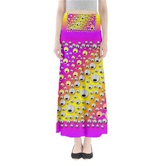 Happy And Merry Music Maxi Skirts