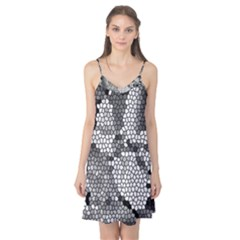 Mosaic Stones Glass Pattern Camis Nightgown