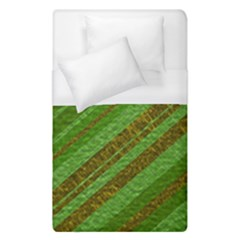 Stripes Course Texture Background Duvet Cover (Single Size)