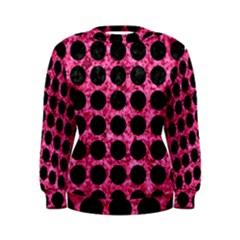 CIR1 BK-PK MARBLE (R) Women s Sweatshirt