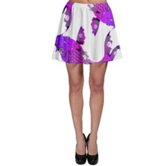 Koi Carp Fish Water Japanese Pond Skater Skirt