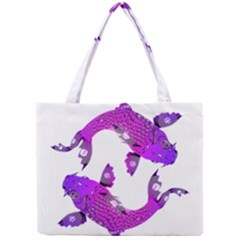 Koi Carp Fish Water Japanese Pond Mini Tote Bag