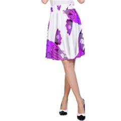 Koi Carp Fish Water Japanese Pond A-Line Skirt