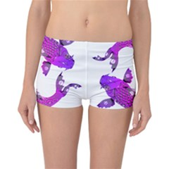 Koi Carp Fish Water Japanese Pond Reversible Bikini Bottoms