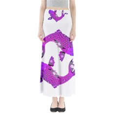 Koi Carp Fish Water Japanese Pond Maxi Skirts