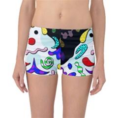 Candy man` Boyleg Bikini Bottoms