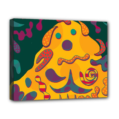 Candy man 2 Deluxe Canvas 20  x 16
