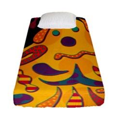 Candy Man 2 Fitted Sheet (single Size)