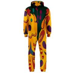 Candy man 2 Hooded Jumpsuit (Men)