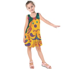 Candy man 2 Kids  Sleeveless Dress